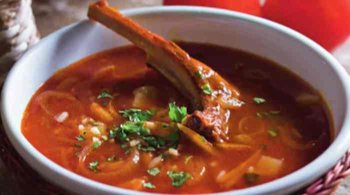 Як готувати суп харчо з баранини, 5 рецептів в домашніх умовах