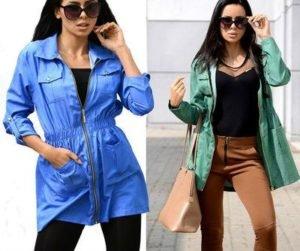 94a1c50f4a413a Викрійка жіночої куртки: як моделивать фасон вітровки