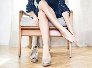 8e75b0ec17f837 Загальні правила і корисні рекомендації: якщо туфлі тиснуть в пальцях. В  домашніх умовах зробити взуття на розмір більше ...