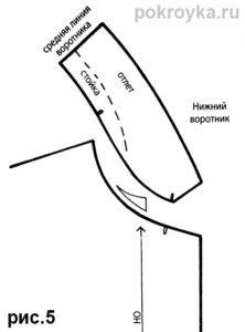 c8e799527e15fd Як зшити медичний халат: побудова викрійки чоловічого, жіночого ...
